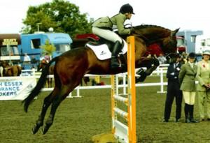 charlotte jumping