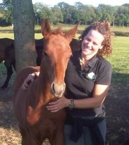 charlotte & foal 4